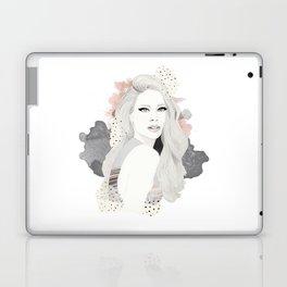 Copper & Grey Laptop & iPad Skin