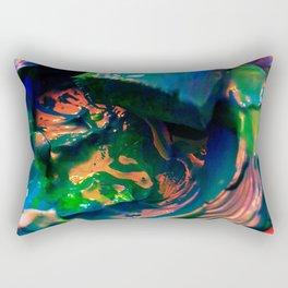 Become Anything Rectangular Pillow
