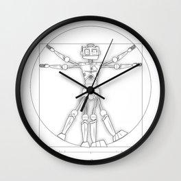 Franck & Zaphod Wall Clock