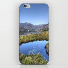 Ogwen's Pond iPhone Skin
