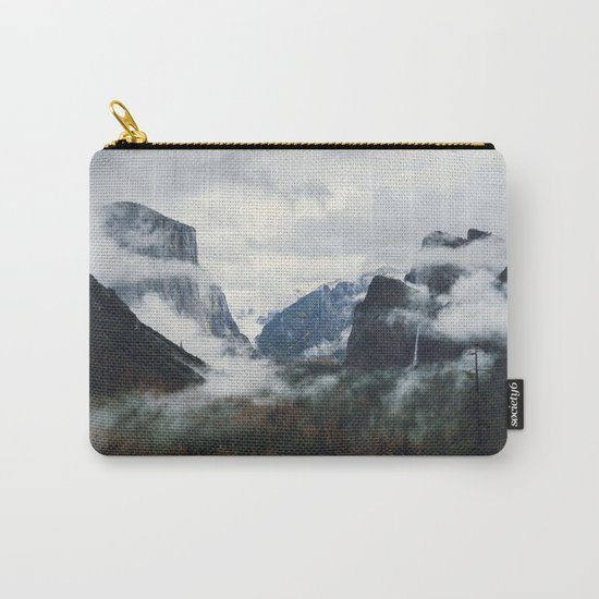 Mountain Landscape photography Carry-All Pouch