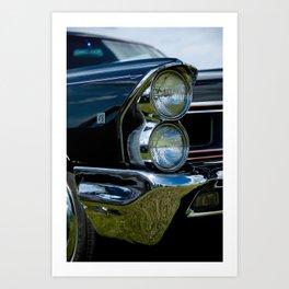 Pontiac Parisienne Art Print