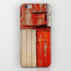 'COUNTY GRID' iPhone & iPod Skin