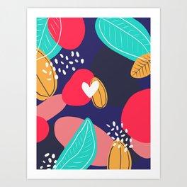 Bold Nature Art Print