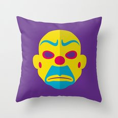 Hired Goon Throw Pillow