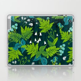 Magic Forest Laptop & iPad Skin