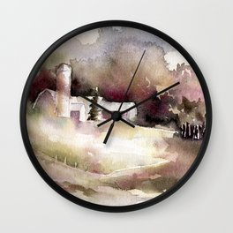 A Way of Life Wall Clock