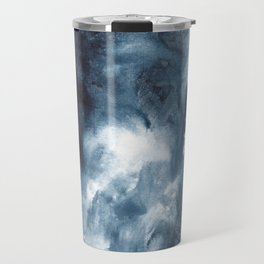Indigo Depths No. 3 Travel Mug
