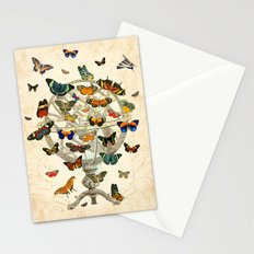 Butterfly House Stationery Cards