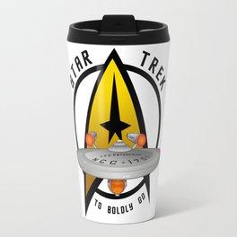Star Trek U.S.S. Enterprise  NCC-1701 Travel Mug