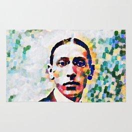 Igor Stravinsky (1882 – 1971) digital Rug