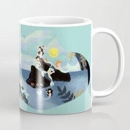 Mermaid Concert Coffee Mug