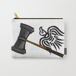 Thor Viking War Hammer Carry-All Pouch