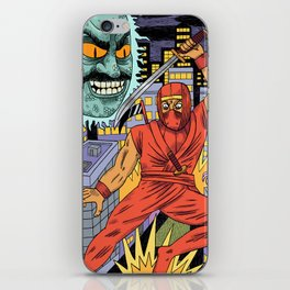Shinobi iPhone Skin