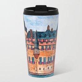 De Haar Castle Travel Mug