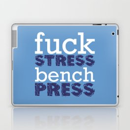Bench Laptop & iPad Skin