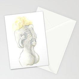 Lady Gold Stationery Cards