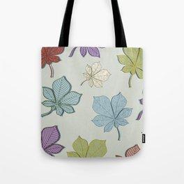 Flying leaves Tote Bag