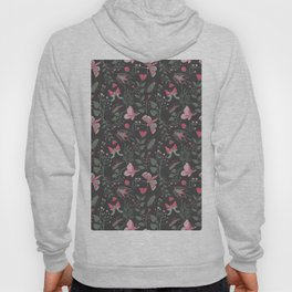 Insects Frolicking in the Night Hoody