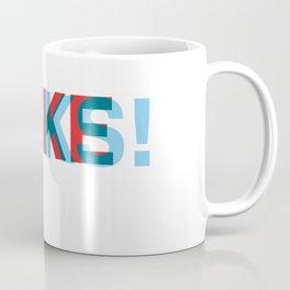 Take Risk Coffee Mug