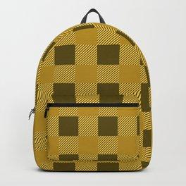 Gingham  Backpack