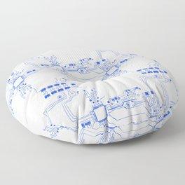 chip Floor Pillow