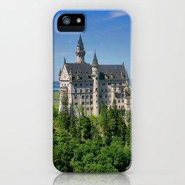 Neuschwanstein_20171101_by_JAMFoto iPhone Case