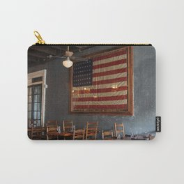 Sylvain's Flag of America Carry-All Pouch