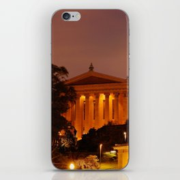 Philadelphia Art Museum iPhone Skin