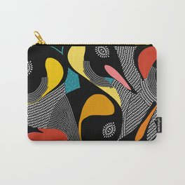 Penquins Carry-All Pouch