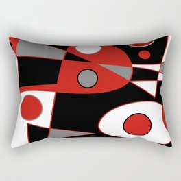 Abstract #915 Rectangular Pillow
