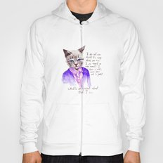 Fashion Mr. Cat Karl Lagerfeld and Chanel Hoody