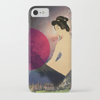 japan iPhone & iPod Cases featuring Japan by Blaz Rojs
