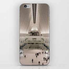 Westfield World Trade Center, NYC iPhone Skin