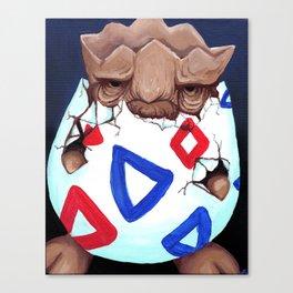 Spike Ball Canvas Print