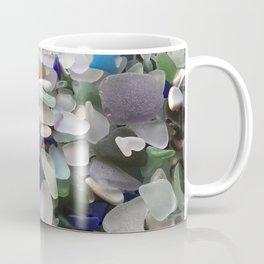 Sea Glass Assortment 5 Coffee Mug