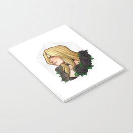 Trish | Black Rose | DMC5 Notebook