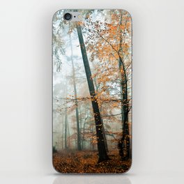 forest colors iPhone Skin