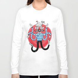 Sailor Jo Long Sleeve T-shirt
