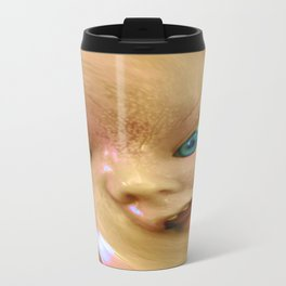 swirler Metal Travel Mug