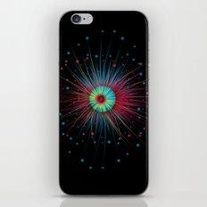 Neon Explosion iPhone & iPod Skin