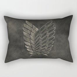 Attack on Titan  Rectangular Pillow