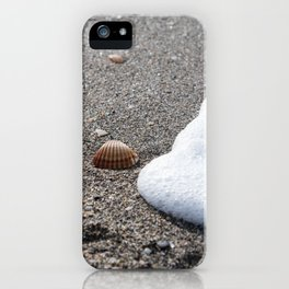 Shells and Sand iPhone Case