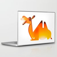 camel Laptop & iPad Skins featuring Camel by Sukanto Debnath