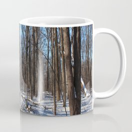 Time Forgives the Past Coffee Mug