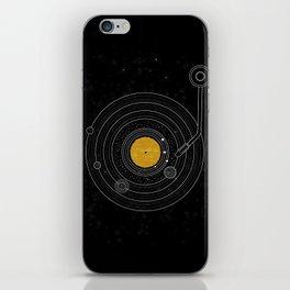 Cosmic Symphony iPhone Skin