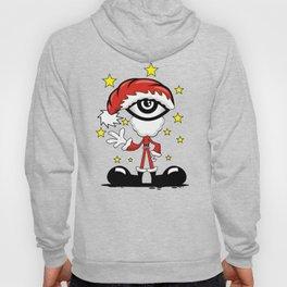 Eye Christmas Hoody
