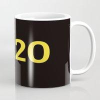 oakland Mugs featuring Oakland 420 by Good Sense