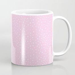 Pink Spots Coffee Mug