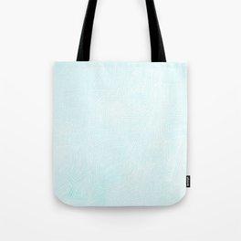 Winter Lines Tote Bag
